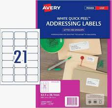 Avery Label Template 5366 8366