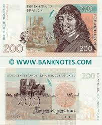 francs essay french currency bank notes  french essay currency banknote gallery