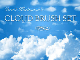 150 Free And High Resolution Cloud Brushes For Photoshop Designbeep