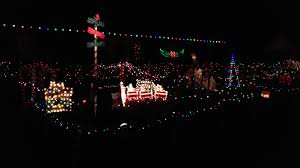 Olin Turville Park Lights Check Out The 11 Best Christmas Lights Displays In Wisconsin