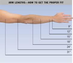forearm size safety glove size chart quick tips 306 grainger industrial supply