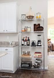 Stunning Wire Rack Kitchen Best 25 Wire Shelving Ideas On Pinterest