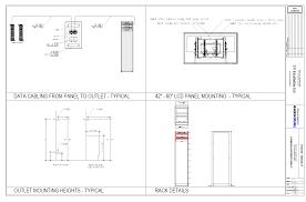 structured cabling design low voltage systems design and dg sc det