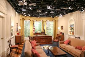 oval office picture. Youtube Built Oval Office Sets New York Picture I