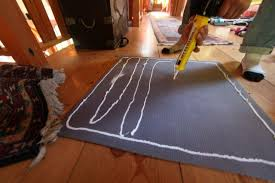 keep rugs from slipping on carpet