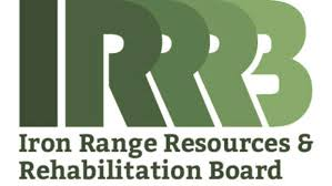 range resources logo. the iron range resources and rehabilitation board on thursday is expected to approve a $350,000 grant city of hibbing help fund more than $18 logo