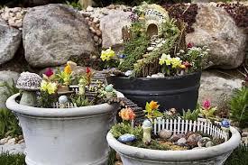 45 fun outdoor fairy garden ideas