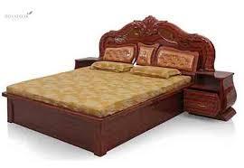 bed. Royaloak Lotus King Bed