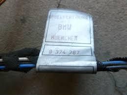 1997 bmw 528i e39 door wiring harness rear left 8374787 1997 bmw 528i e39 door wiring harness rear left 83747877