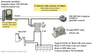 how to wire pin timers example 8 pin wiring for relay used in sprinkler system