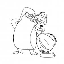 Small Picture 10 Best Free Printable Penguins Of Madagascar Coloring Pages