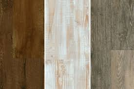 types of flooring. Beautiful Types Various Wood Look Styles With Rigid Core Inside Types Of Flooring