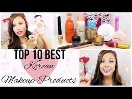 part top 10 best korean cult must have makeup favorites