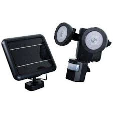 Battery Outdoor Led Motion Sensor Light  Waterproof Solar Powered Solar Powered Outdoor Security Light Motion Detection