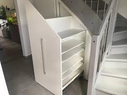Hier nochmal die zusammenfassung flur/treppe gesamt Einbauschrank Unter Der Treppe Innenausbau Binder