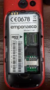 Emporia ECO C160 in 5242 für € 20,00 ...