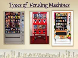 Different Types Of Vending Machines Gorgeous Purchase Quality Snack Vending Machine Online R R Vending