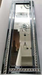 ikea stave full length oak mirror 140cm
