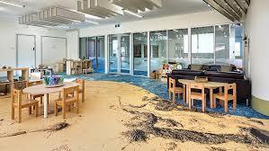 eternal digitally printed vinyl flooring in aldinga beach childrens center australia