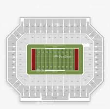 Stanford Stadium Seating Chart Map Seatgeek Stanford