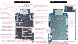mobile phone repair guides iphone 3g pcb board components layouts and labels