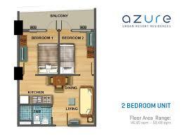 1 bedroom 2 bedroom