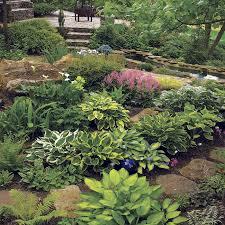 shade garden design tips garden gate