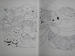 しあわせゆるパンダ パンダ鍋 Love色鉛筆
