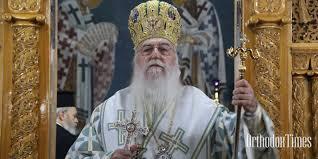 Ξανά στο νοσοκομείο ο Μητροπολίτης Περιστερίου - Orthodox Times