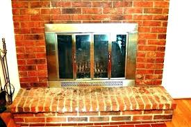 best way to clean brick how to clean fireplace brick fireplace brick cleaner s professional fireplace