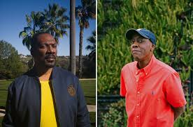 Arsenio hall interviews joseph pistone at the time of the release of his book donnie brasco. Eddie Murphy And Arsenio Hall On Coming 2 America The New York Times