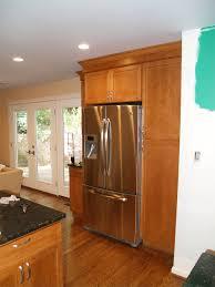 Kitchen Cabinets Refrigerator Refrigerator Without Kitchen Cabinets Kitchen Cabinets With