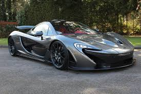 MSO Kilo Grey McLaren P1 for Sale at £1,700,000 in the UK - GTspirit