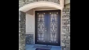 Titan Security Doors - YouTube