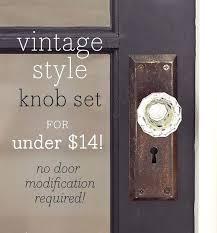 retro door knobs a vintage glass doorknob for under when we build doors door knobs and retro door knobs