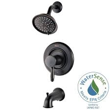 Pfister Universal 1 Handle Tub And Shower Faucet Trim Kit In Shower Faucet Kit With Valve