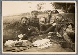 The WWI Letters of Bert Clements – part 1 – Worcestershire Archive ...