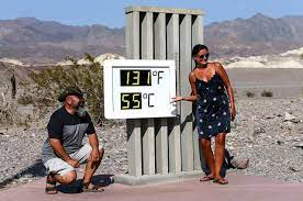 record heat, California extreme weather ...