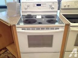 cleaning glass top stove whirlpool gold self cleaning glass top range stove oven cleaning glass top