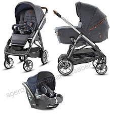 Inglesina Trio Aptica Sistema Modulare Per Bambini Passeggino
