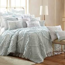 kenneth cole reaction home mineral duvet cover plan white embroidery lace egyptian cotton duvet cover