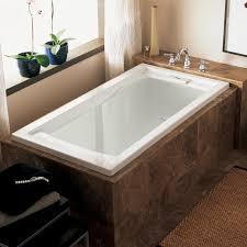 Evolution 60x32 inch Deep Soak Air Bath - American Standard