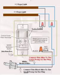 wiring motion sensor switch to incandescent light doityourself wiring motion sensor switch to incandescent light doityourself com community forums