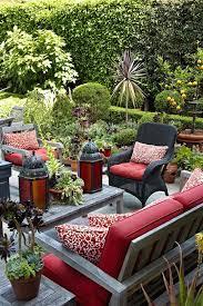 outdoor rooms patio design