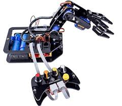 sunfounder diy robotic arm kit