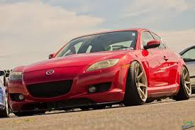 mazda rx8 modified red. rx8 red mazda modified