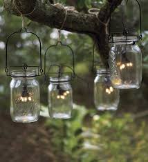 outdoor lighting awesome hanging outdoor solar lights diy hanging how to make outdoor solar lights
