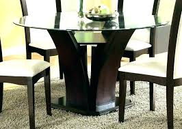 ikea glass dining table round glass dining table glass kitchen table round glass kitchen table round