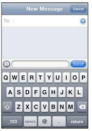 SMS Text Messaging on your iPhone
