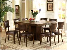 Winning Square Glass Dining Table For 8 Wood Wicked Enix And Chairs